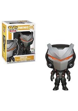 Pop! Games: Fortnite Omega Figure