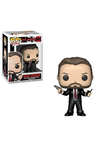 Pop! Movies: Die Hard- Hans Gruber