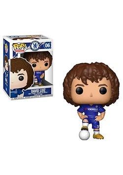 Funko Pop! Football: Chelsea- David Luiz