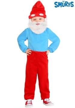 The Smurfs Toddler Papa Smurf Costume1