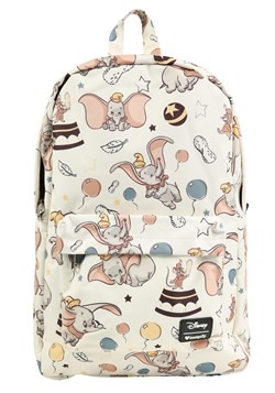 Loungefly Disney Dumbo Retro Print Backpack