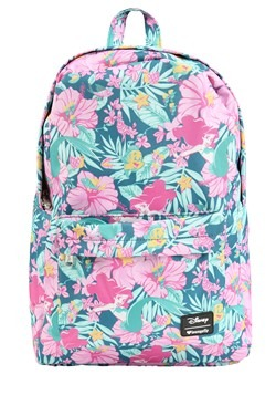 Loungefly Disney's The Little Mermaid Pastel Print Backpack