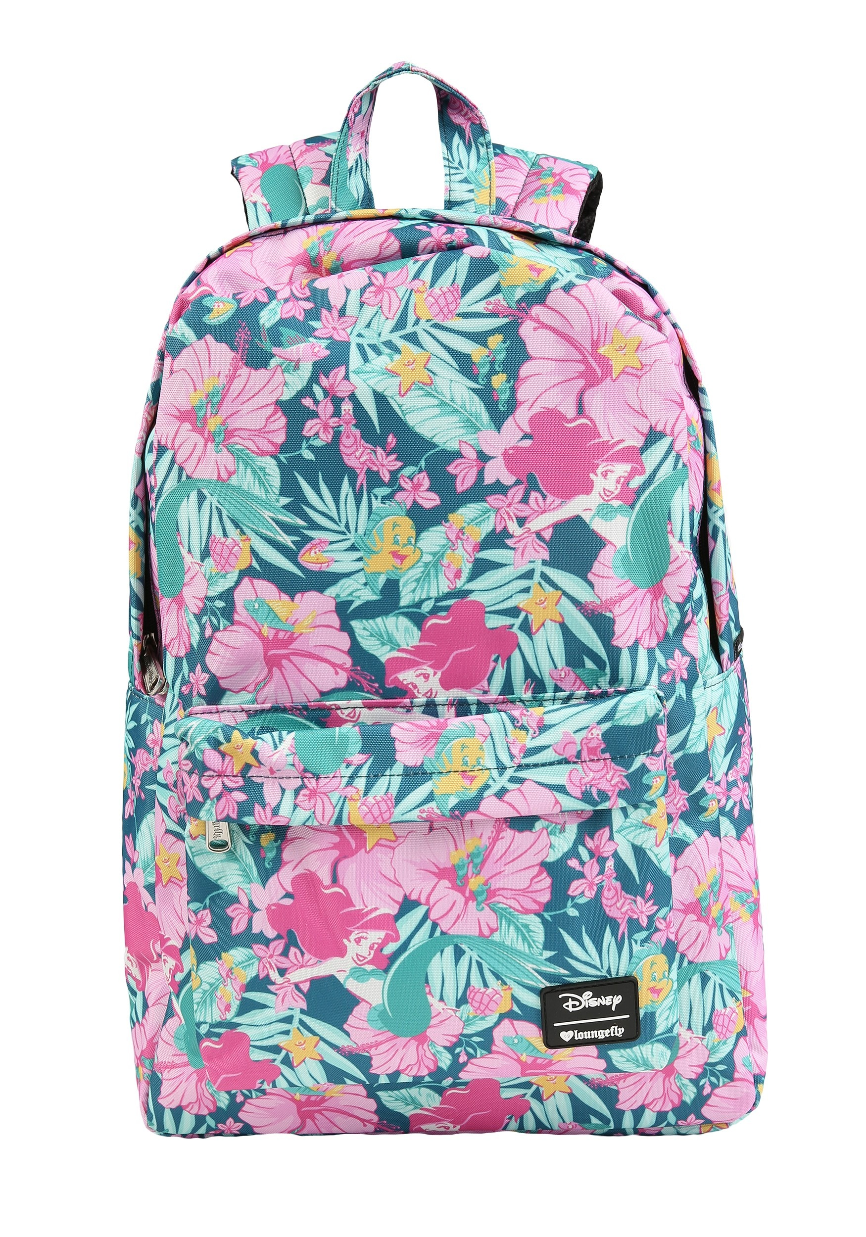 Loungefly Disney s The Little Mermaid Pastel Print Backpack2