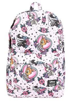 Loungefly Disneys Bambi Print Pink Backpack
