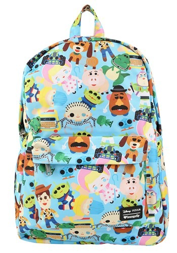 Loungefly Disneys Toy Story Characters Print Backpack