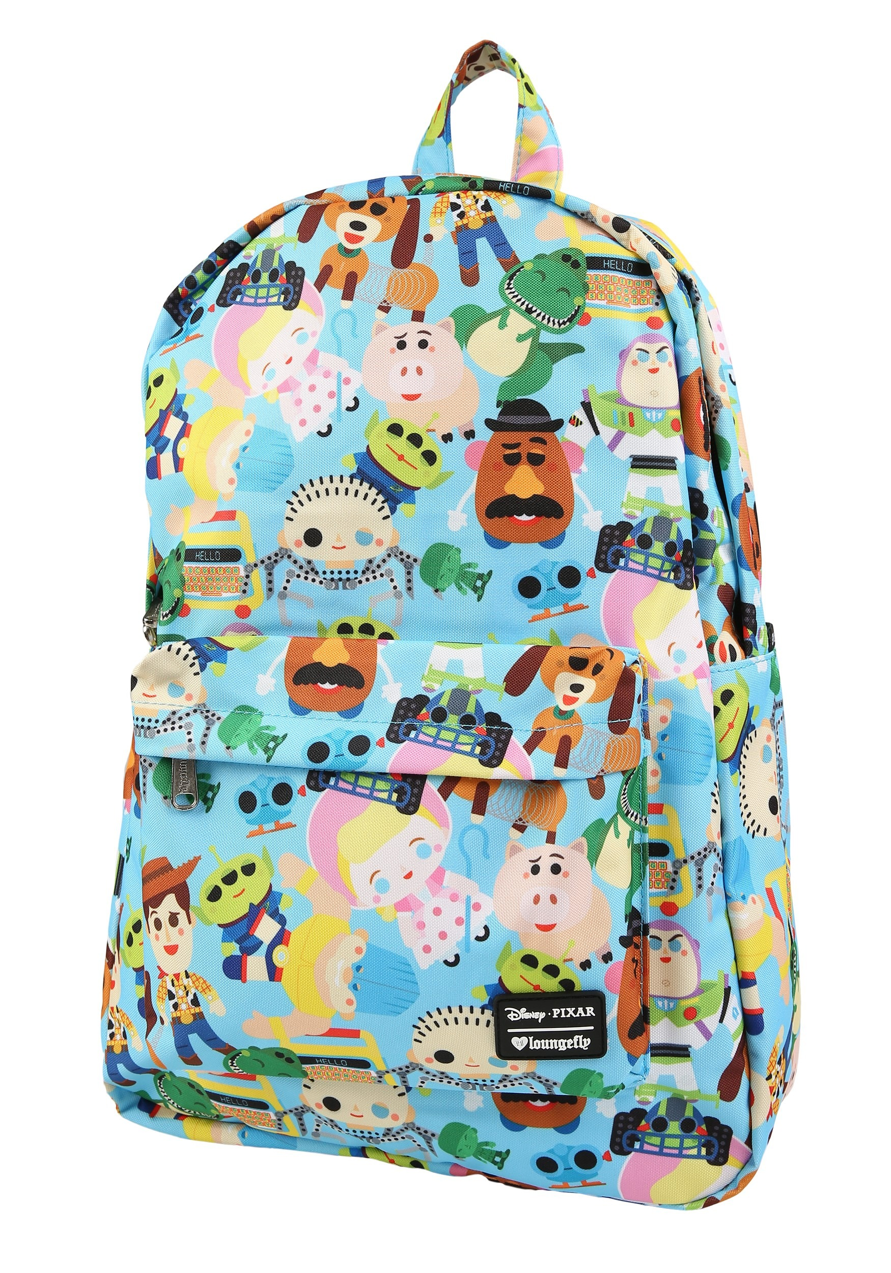 e931c617e4c Disney Plush Character Backpacks
