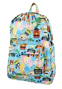 Loungefly Disneys Toy Story Characters Print Backpack Alt1
