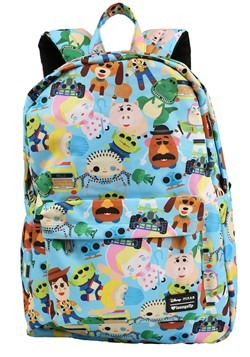 Loungefly Disneys Toy Story Characters Print Backpack Alt2