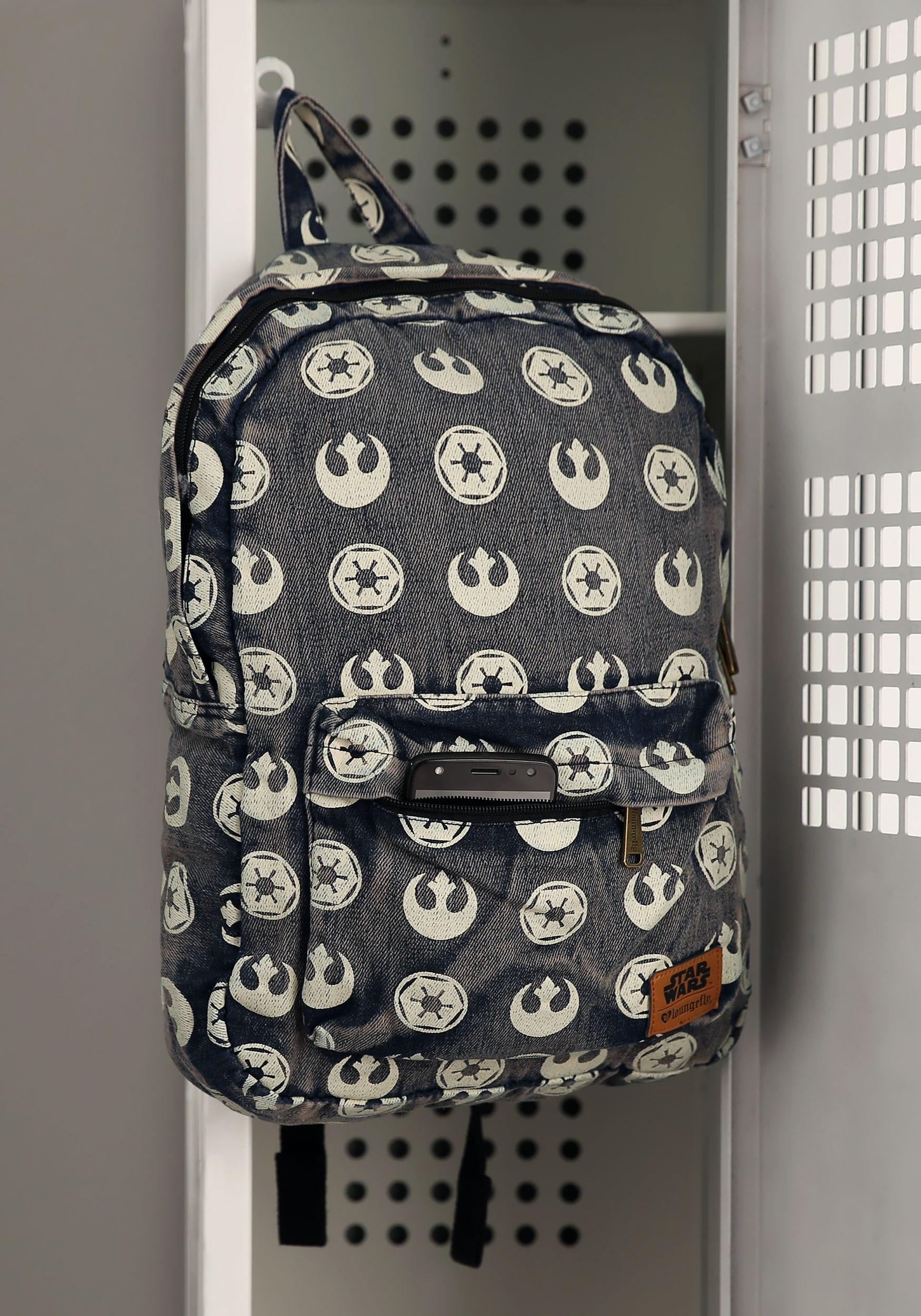 Star Wars Rebels Backpack Kids Bag