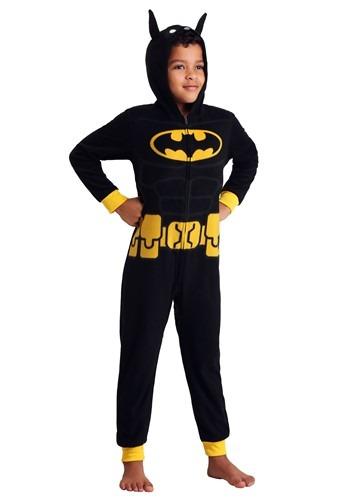 DC Batman Boys Union Suit Costume