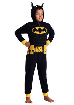 DC Batman Boys Union Suit Costume
