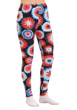 Two Left Feet Women's Firecracker Leggings update1