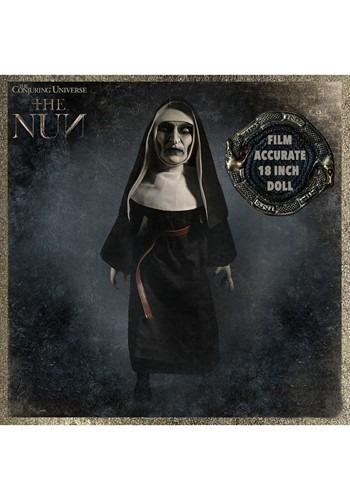"""Mezco Toyz The Nun 18"""" Roto Plush Doll"""