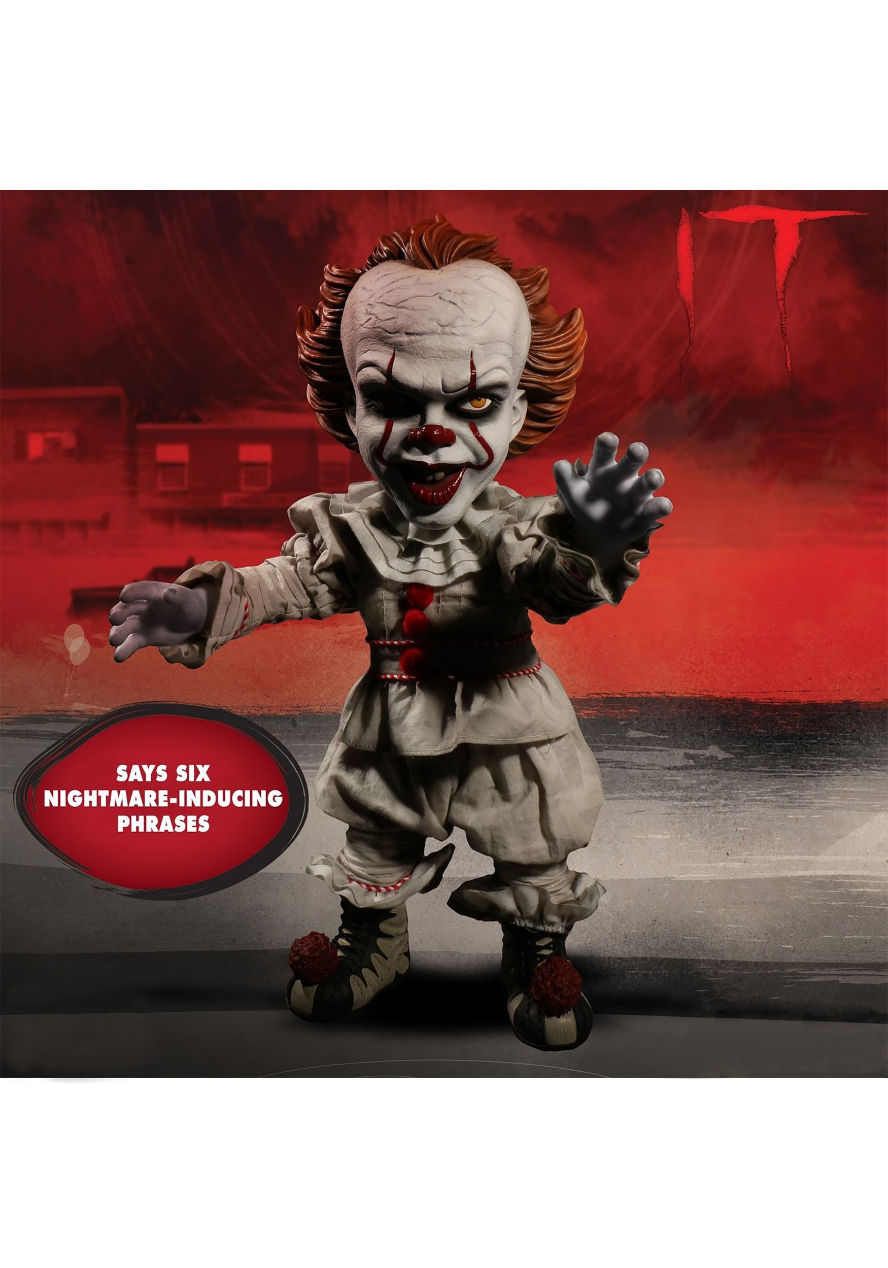It Pennywise 15 Quot Talking Doll