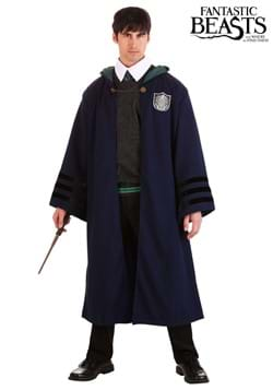 Adult Vintage Harry Potter Hogwarts Slytherin Robe