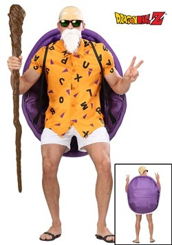 Dragon Ball Z Master Roshi Plus Size Costume