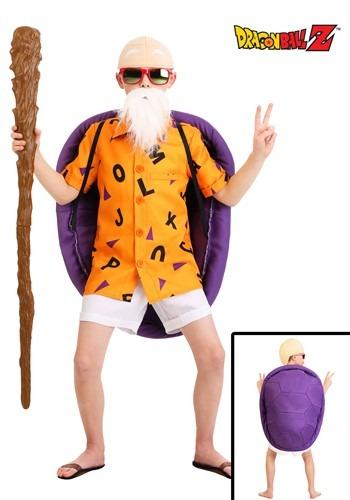 Master Roshi Dragon Ball Z Kids Costume