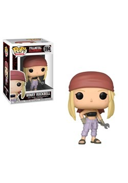 Funko Pop! Animation: Fullmetal Alchemist- Winry Figure