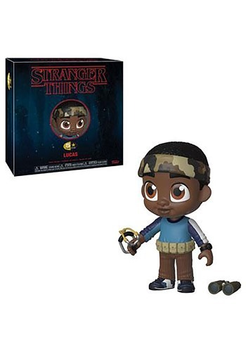 Funko 5 Star Stranger Things Lucas Figure