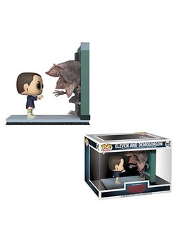Pop! Movie Moments: Stranger Things- Eleven & Demogorgon