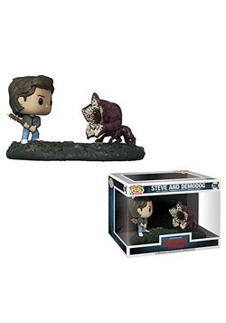 Pop! Movie Moments: Stranger Things- Steve vs Demogorgon