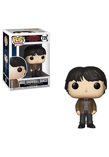 Funko Pop! Television: Stranger Things - Mike Snowball Dance