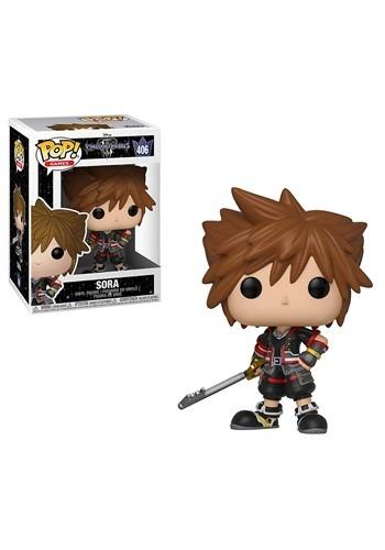 Funko Pop! Disney: Kingdom Hearts 3- Sora