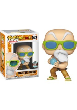 Pop! Animation: Dragonball Super- Master Roshi