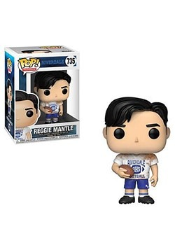 Pop! TV: Riverdale- Reggie in Football Uniform