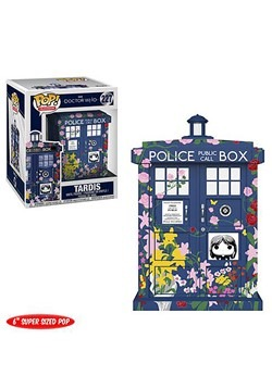 "Pop! 6"" Doctor Who- Tardis- Clara Memorial"