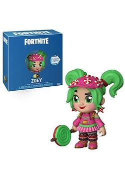 5 Star: Fortnite- Zoey Vinyl Figure