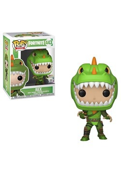 POP! Games: Fortnite- Rex Vinyl Figure update1