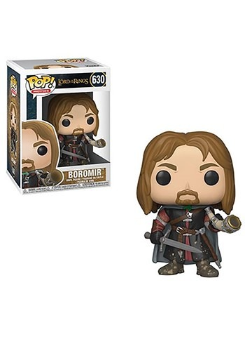 Pop! Movies: The Lord of the Rings- Boromir