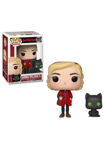 Pop! & Buddy: Chilling Adventures- Sabrina w/ Sale Figure1