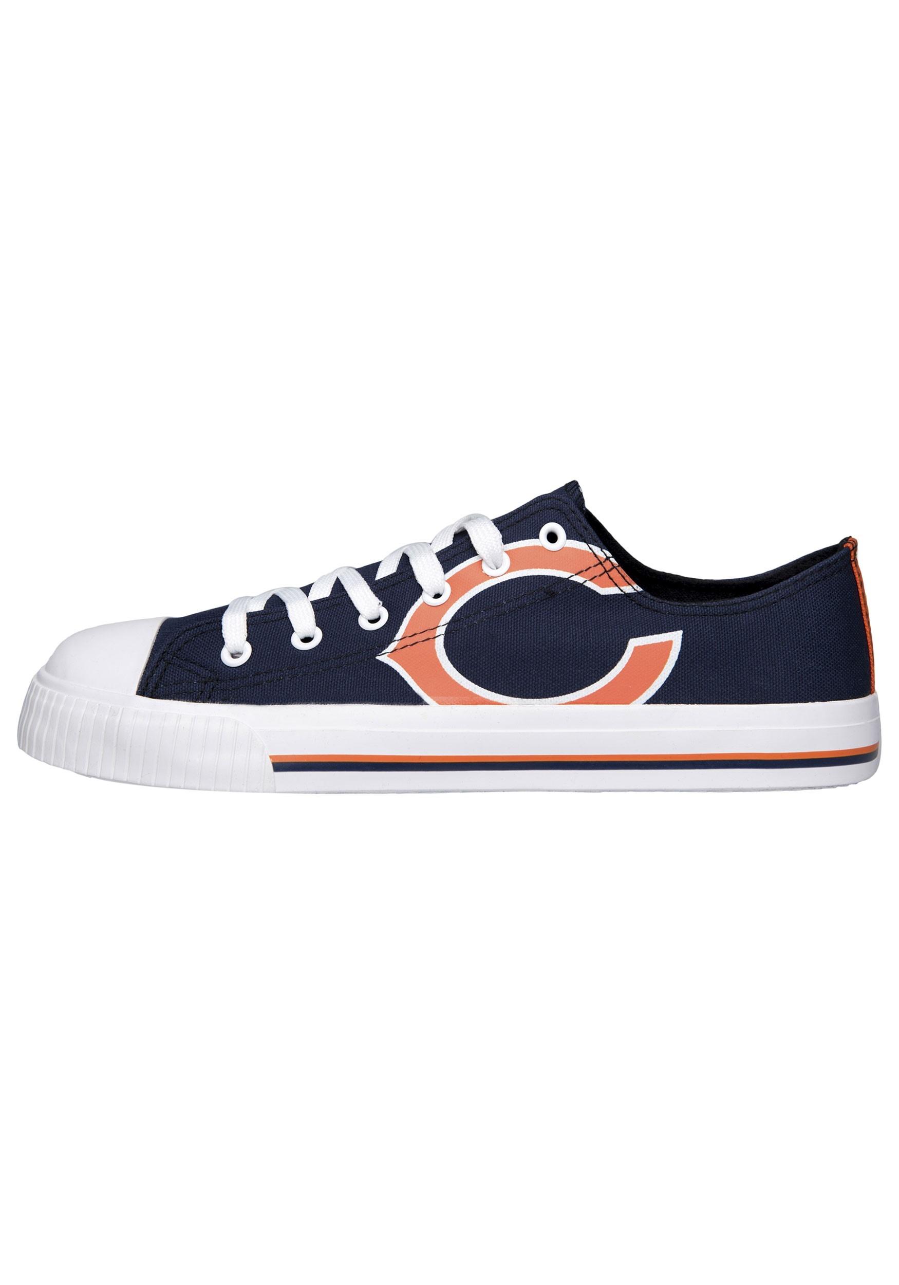 wholesale dealer 51b27 f2265 Bears Low Top Canvas Shoe Youth