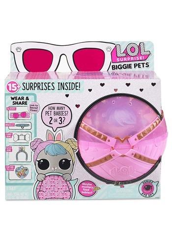 L.O.L. SURPRISE! BIGGIE PET