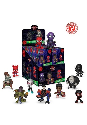 Mystery Minis: Spider-Man: Into the Spider-Verse