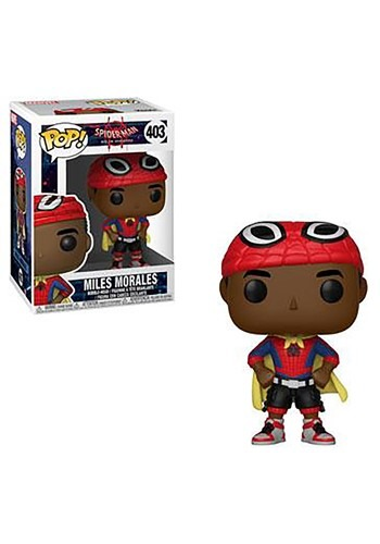 Pop! Marvel: Spider-Man: Into the Spider-Verse Miles Morales