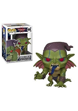 Pop! Marvel: Spider-Man: Into the Spider-Verse- Green Goblin