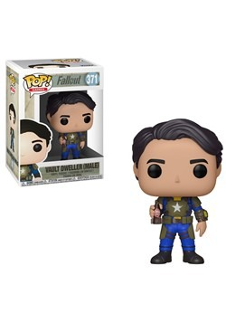 Pop! Games: Fallout- Vault Dweller Male