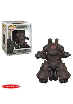 "Pop! Games: Fallout- 6"" Sentry Bot"