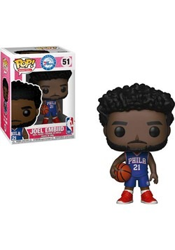 Pop! NBA: 76ers- Joel Embiid