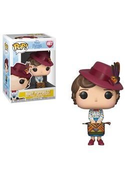 Pop! Disney: Mary Poppins- Mary with Bag