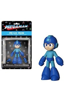 Funko Action Figure: Mega Man- Mega Man
