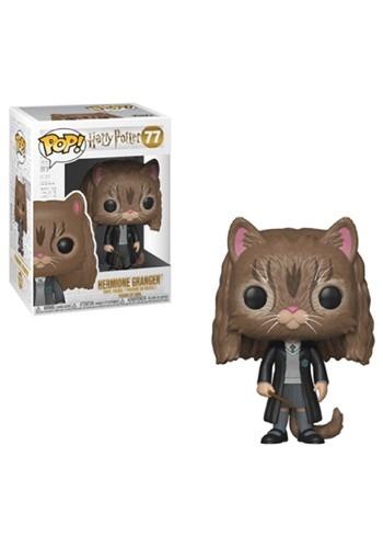 Pop! Harry Potter- Hermione as Cat Figure