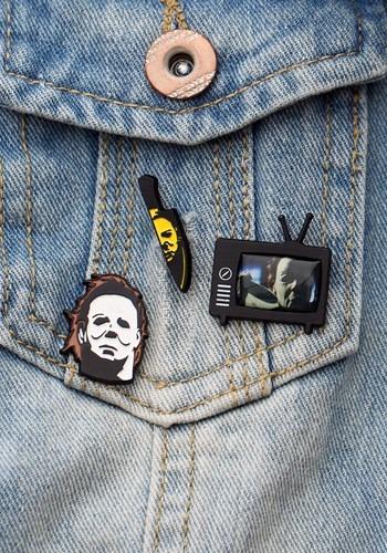 Halloween Lapel Pin Set
