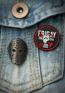 Friday the Thirteenth Lapel Pin Set