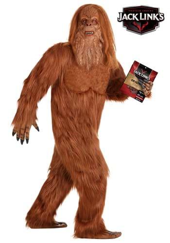 Jack Links Adult Sasquatch Costume Update