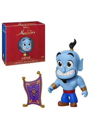 5 Star: Aladdin- Genie