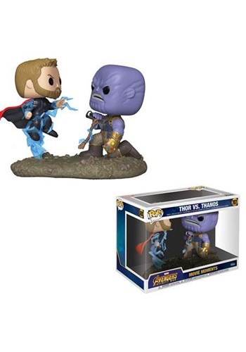 Marvel Funko Movie Moments: Thor vs Thanos